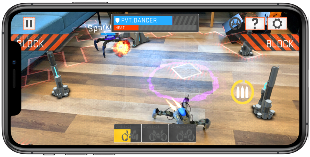 MekaMon: AR Skirmish – James Munro